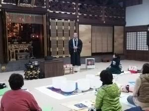 クリスタルサウンド お寺 長崎 諫早